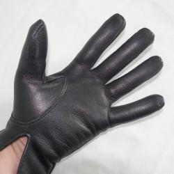 Gant militaire cuir