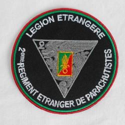 Patch légion étrangère 2 REP