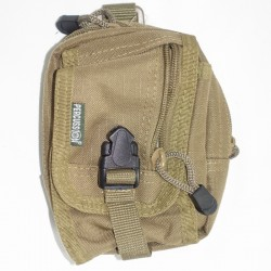 Pochette molle sac à dos