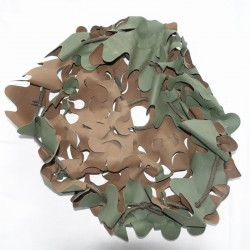 Couvre casque filet camouflage