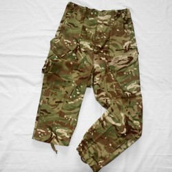 Pantalon de treillis anglais Multicam