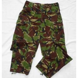 Pantalon de treillis anglais DPM