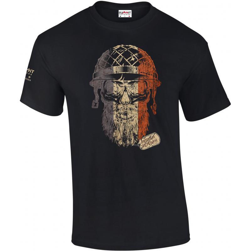 Tee-shirt French vétéran