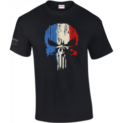 Tee-shirt French punisher