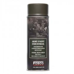 Aérosol de peinture olive drab