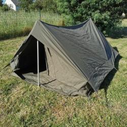 Tente bi-places militaire
