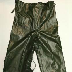 Pantalon de pluie ciré marine nationale