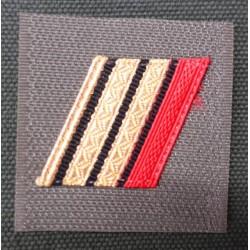 patch caporal chef 1er classe haute visi