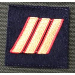 patch sergent chef troupe de marine
