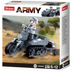 lego militaire moto