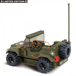 jeep us lego militaire