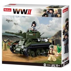 maquette de char lego militaire