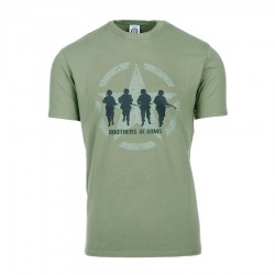 Tee-shirt Brother in arms