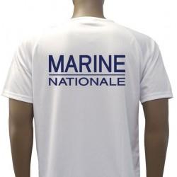Tee-shirt marine nationale