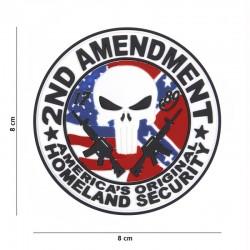 Patch 2eme amendement
