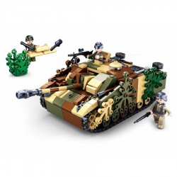 Char lego militaire