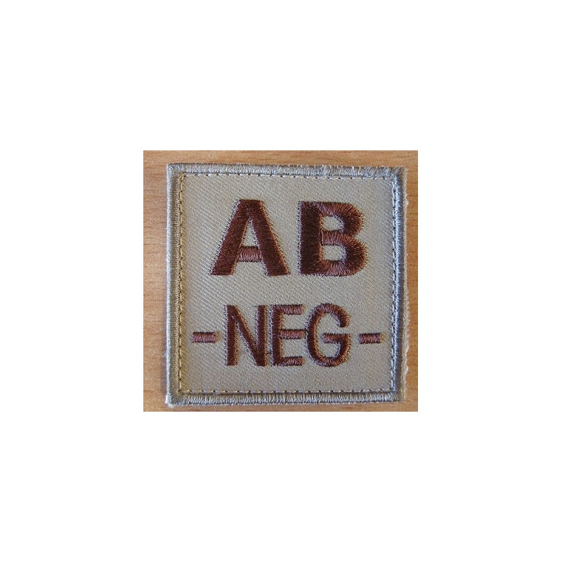 patch ab neg