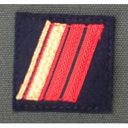 patch caporal chef troupe de marine