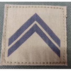 patch sergent basse visi