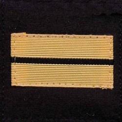 galon lieutenant troupe de marine