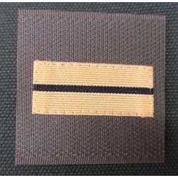 Grade lieutenant haute visi
