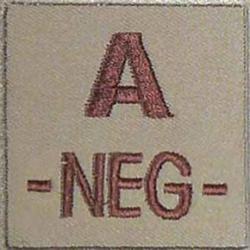 patch a negatif