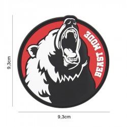 USA bear rouge