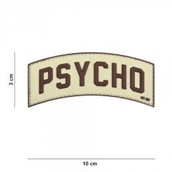 Patch 3d PSYCHO