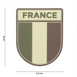Patch de bras FRANCE désert
