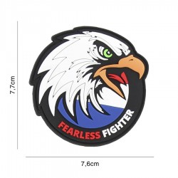 Patch USA fearless fighter...