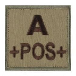patch A positif