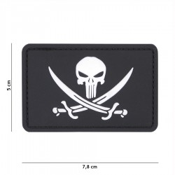 patch pirate punisher