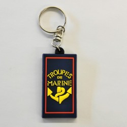 porte clé troupe de marine