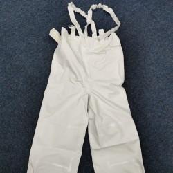 Pantalon de pompier étanche et ignifuger