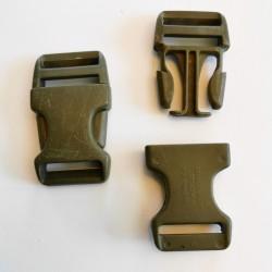 Clips plastiques 25mm