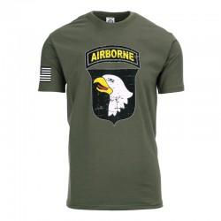 Tee-shirt airborne