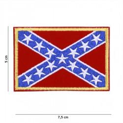 Patch drapeau confédéré