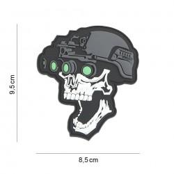 Patch skull vision nocturne