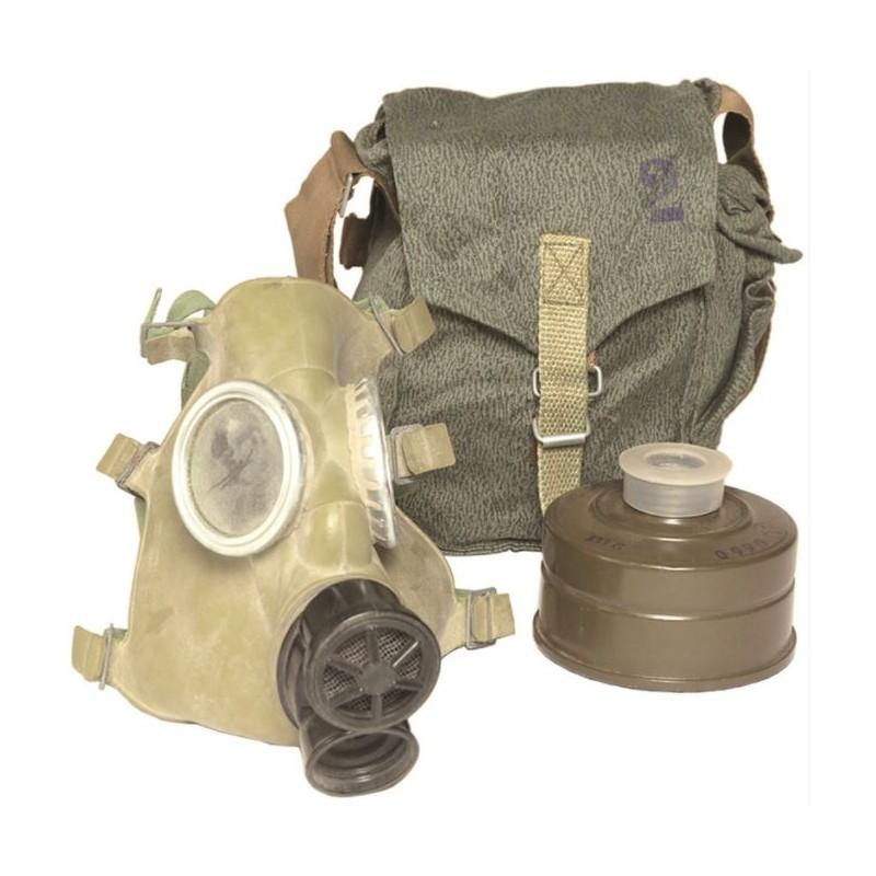 Masque à gaz militaire polonais