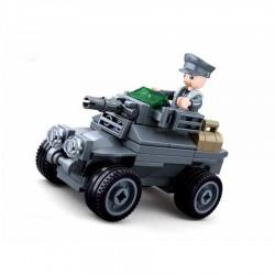 lego véhicule militaire