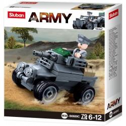 Véhicule armée allemande