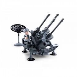 Canon anti aérien allemand lego militaire
