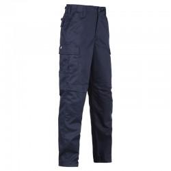 Pantalon treillis marine BDU