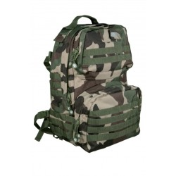 Sac à dos militaire camouflage 40 litres