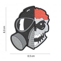 Patch masque à gaz