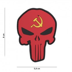 Patch punisher russe cccp