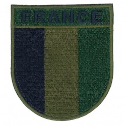 Patch bras France basse visi