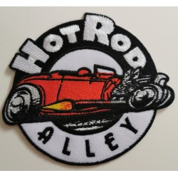 patch hot rod aley