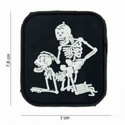Patch deux squelettes sex