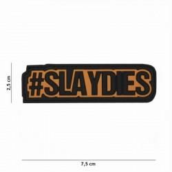 Patch 3d slaydies